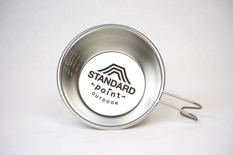 STANDARD point オリジナルシェラカップ
