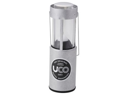 UCO(ユーコ)キャンドルランタン - アルミ
