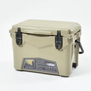 ICE AGE coolers - クーラーボックス タンカラー 20QT