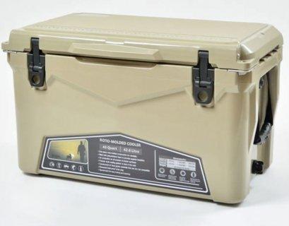 ICE AGE coolers - クーラーボックス タンカラー 45QT