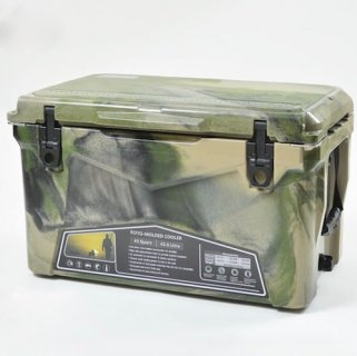 ICE AGE coolers - クーラーボックス アーミーカモ 45QT