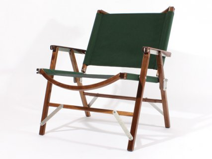Kermit Chair WALNUT  FOREST GREEN - カーミットチェア ウォールナット フォレスト グリーン