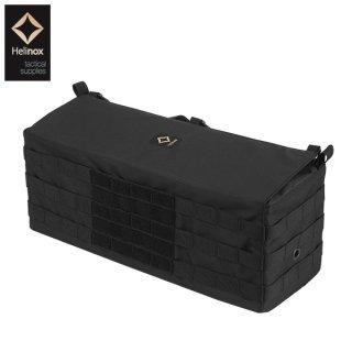 Helinox テーブルサイドストレージ Mサイズ - ブラック