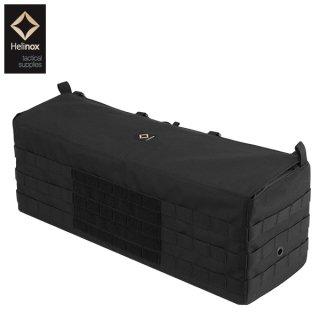 Helinox テーブルサイドストレージ Lサイズ - ブラック