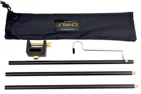 ランタンスタンドEDGE STAND - ブラック