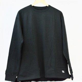 HALF TRACK PRODUCTS  LONG pocket T - ブラック