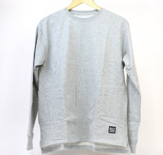 HALF TRACK PRODUCTS  LONG pocket T - グレー