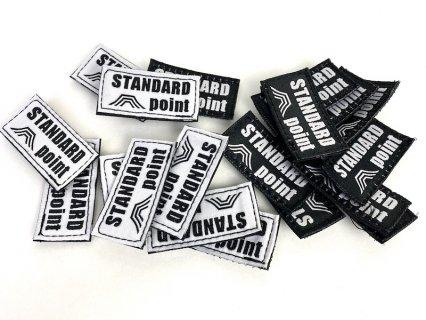 STANDARD pointワッペン