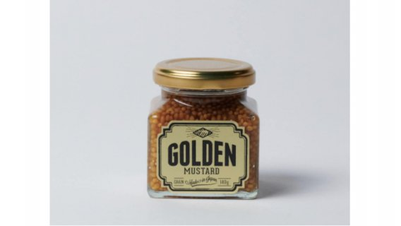 GOLDEN MUSTARD 「BLACK 140g」
