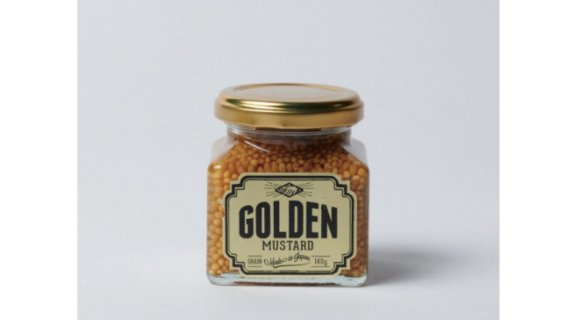 GOLDEN MUSTARD 「GOLD 140g」