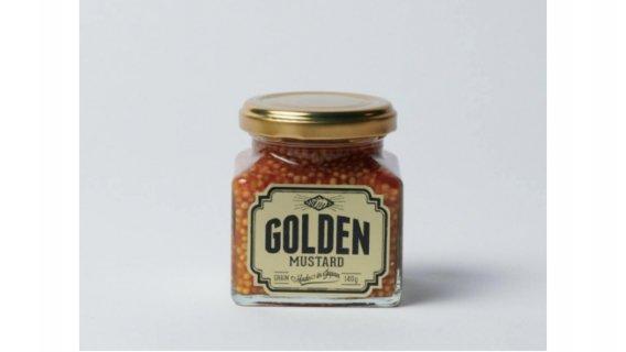 GOLDEN MUSTARD 「HARISSA 140g」