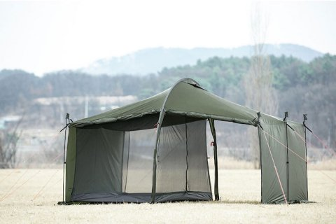 MINIMAL WORKS  JACK SHELTER PLUS INNER TENT