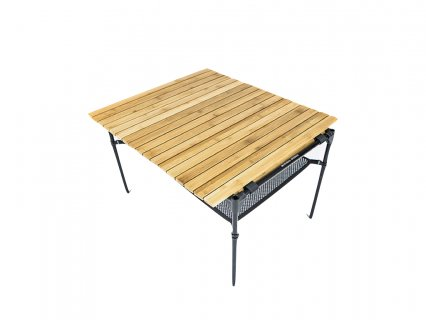 MINIMAL WORKS   MOCHA ROLL TABLE  BAMBOO