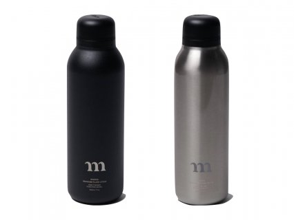 "muraco ""m"" STAINLESS BOTTLE"