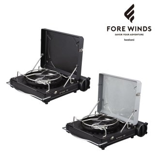FORE WINDS ラックスキャンプストーブ