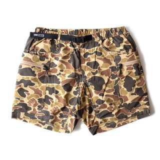 GRIP SWANY GEAR SHORTS  DUCK CAMO
