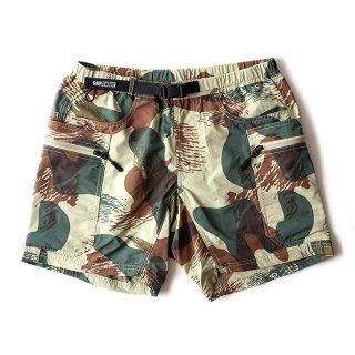 GRIP SWANY GEAR SHORTS  BRUSH STROKE CAMO