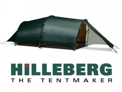 HILLEBERG HELAGS3 グリーン