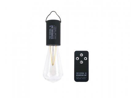 POST GENERAL HANG LAMP RECHARGEABLE UNIT TYPE2 BK