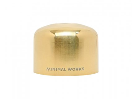 MINIMAL WORKS GAS CANISTER MASK 230g