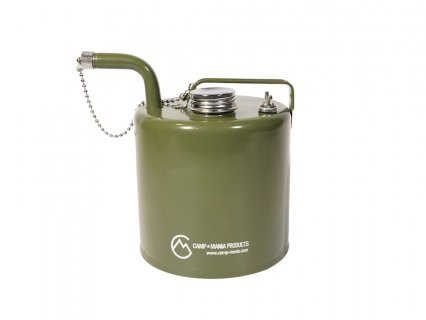 CAMP MANIA PRODUCTS  RED CAMEL olive green 2.5L ガソリン携行缶
