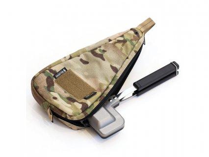 Ballistics MINI HOTSAND MAKER &AXE CASE