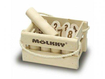 Mölkky モルック スキットル×12本 モルック棒 [日本正規品]