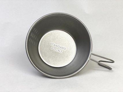 STANDARD pointエンボス/オールド加工 シェラカップ