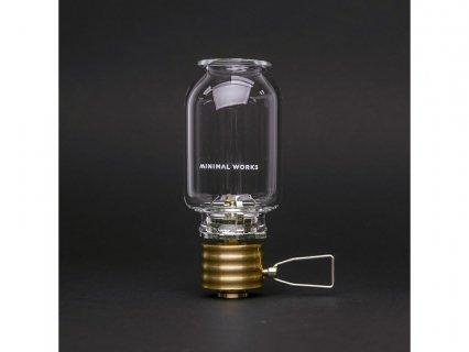 MINIMAL WORKS Edison Lantern GOLD