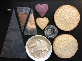 【卵・乳・小麦不使用】 メルシーキット ソイクリーム手作りセット(4-5人用)