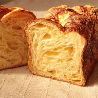 【チーズ がカリカリと香ばしい】スイーツ デニッシュ チーズ 1斤(長い間、人気のデニッシュ 食パン)