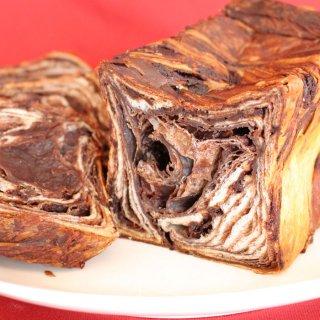 【スイーツデニッシュの最高峰 自分へのご褒美に プチギフトに♪】スイーツ デニッシュ 濃厚ピュアチョコレート1斤(チョコ スイーツ デニッシュ 食パン ギフト)