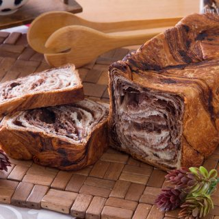 【高級 チョコ デニッシュ】スイーツ デニッシュ チョコレート1斤(お子様にも大人気のデニッシュ 食パン)