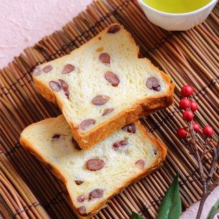 【ミルクのコクと大納言 小豆の優雅な味わい】スイーツ デニッシュ ミルク金時 1斤(京都 生まれのモチモチ デニッシュ 食パン)