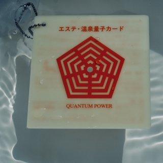 エステ・温泉量子カード