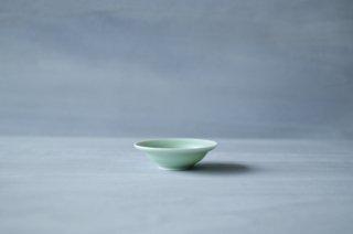ねぎ青磁 3寸小皿