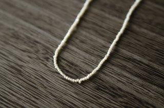 necklace「tous les jours-pebbles-」