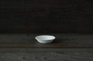 小皿 深め 白