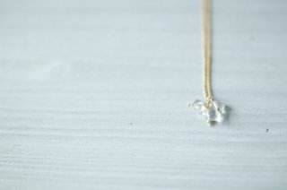necklace「assemble-crystal-」