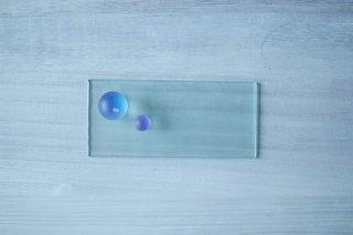 お香立て 3 ブルーパープル