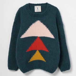 BOBO CHOSES [ボボショーズ] / VIXEN JUMPER DAY WOMAN - LIMITED EDITION