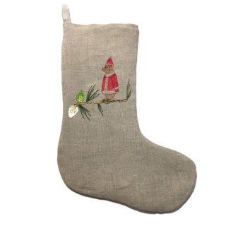Coral&Tusk /Small stockings holiday / animal tree クリスマスソックス