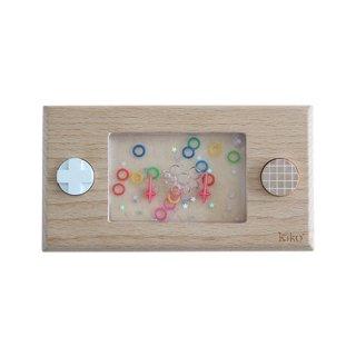 kiko+ [キコ] / wakka [ワッカ] pink 木のおもちゃ