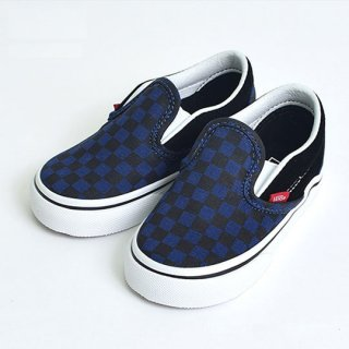 Vans CLASSIC SLIP-ON / checkerboard