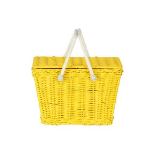 Olli Ella / PIKI BASKETS / YELLOW