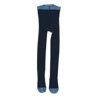 【50%OFF!】tinycottons / solid tights / navy