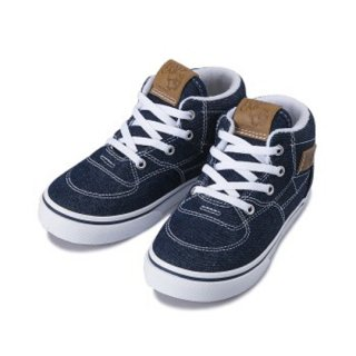 Vans Half Cab /(DENIM C&L) D.Blue / Chipmunk