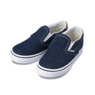 Vans Slip-On 59 /(DENIM C&L) D.Blue / Chipmunk / Baby