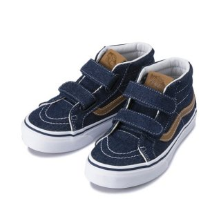 Vans SK8-MID REISSUE V /(DENIM C&L) D.Blue / Chipmunk