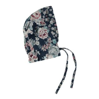 【50%OFF!】tocoto vintage / Flowers bonnet / FLOWERS